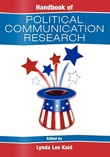 9780805837759: Handbook of Political Communication Research (Routledge Communication Series)