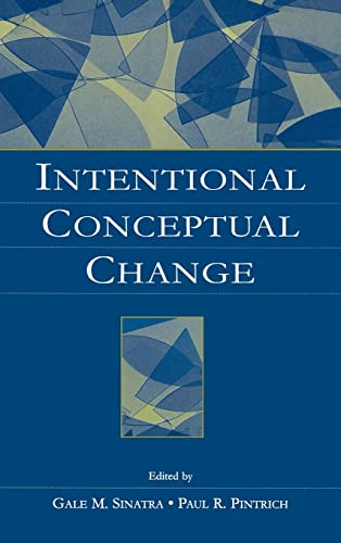 9780805838251: Intentional Conceptual Change