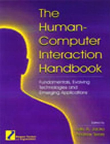 9780805838381: The Human-Computer Interaction Handbook: Fundamentals, Evolving Technologies and Emerging Applications, Third Editiion (Human Factors and Ergonomics)