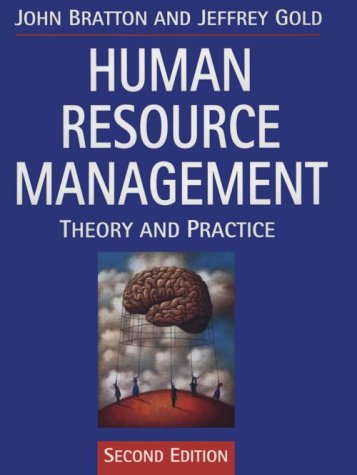 9780805838626: Human Resource Management: Theory and Practice
