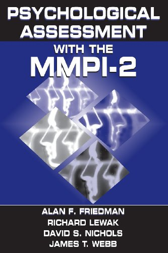 9780805838695: Psychological Assessment With the MMPI-2