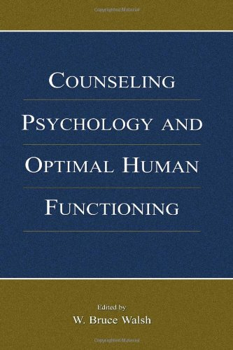 9780805839982: Counseling Psychology and Optimal Human Functioning (Vocational Psychology Series)
