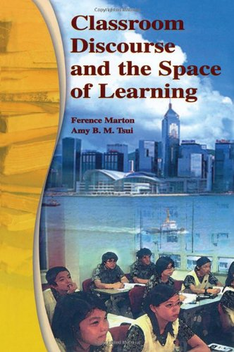 9780805840087: Classroom Discourse and the Space of Learning