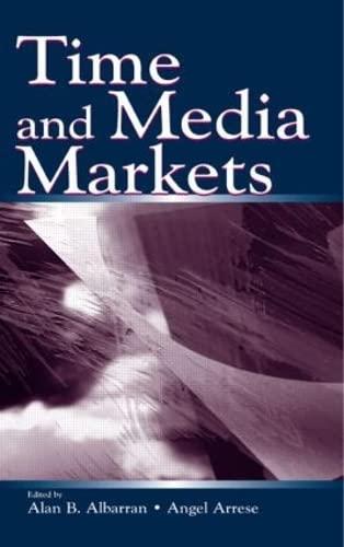 TIME AND MEDIA MARKETS: ALBARRAN ALAN B.