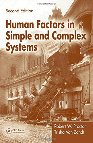 9780805841190: Human Factors in Simple and Complex Systems, Second Edition