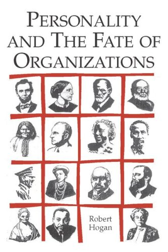 9780805841428: Personality and the Fate of Organizations