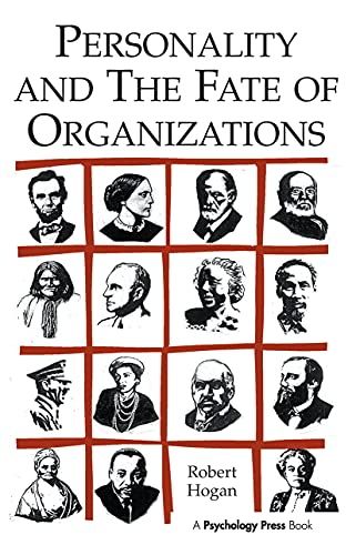 9780805841435: Personality and the Fate of Organizations