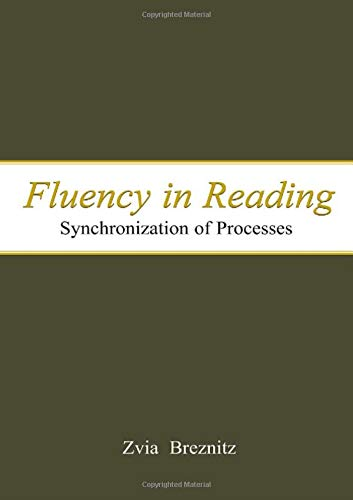 9780805841442: Fluency in Reading: Synchronization of Processes