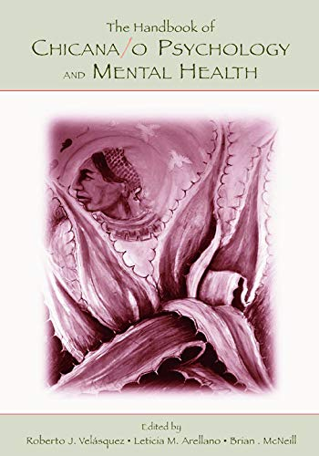 9780805841596: The Handbook of Chicana/o Psychology and Mental Health