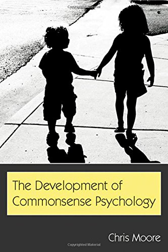 9780805841749: The Development of Commonsense Psychology (Developing Mind Series)