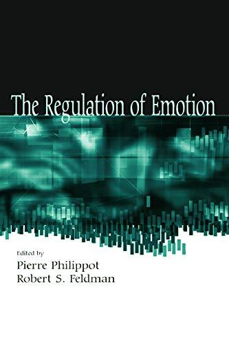 9780805842012: The Regulation of Emotion