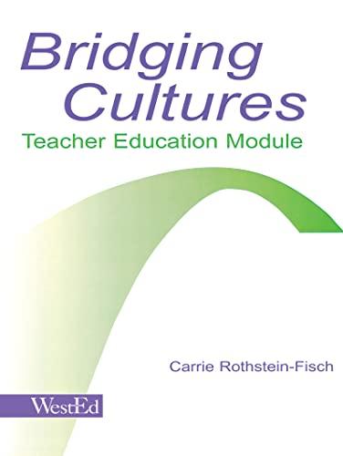 9780805842074: Bridging Cultures: Teacher Education Module