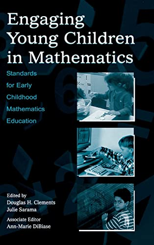 9780805842104: Engaging Young Children in Mathematics: Standards for Early Childhood Mathematics Education (Studies in Mathematical Thinking and Learning Series)