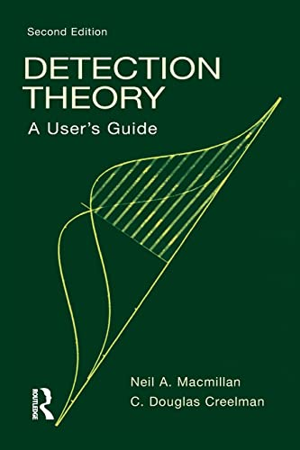 9780805842319: Detection Theory: A User's Guide