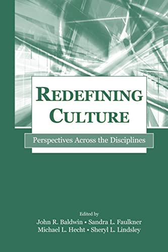 9780805842364: Redefining Culture: Perspectives Across the Disciplines
