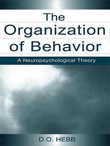 9780805843002: The Organization of Behavior: A Neuropsychological Theory