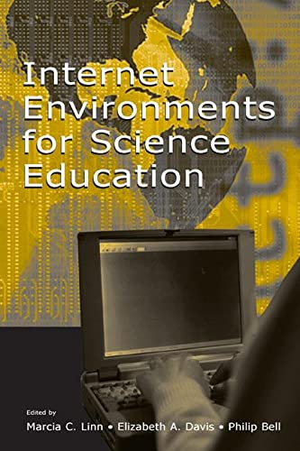 9780805843026: Internet Environments for Science Education