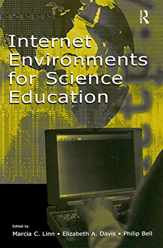 9780805843033: Internet Environments for Science Education