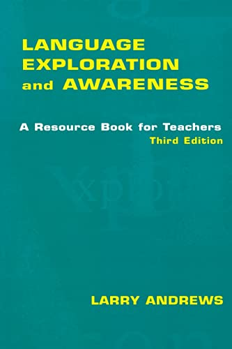 9780805843088: Language Exploration and Awareness: A Resource Book for Teachers