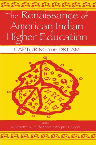 The Renaissance of American Indian Higher Education: Maenette K.P. A