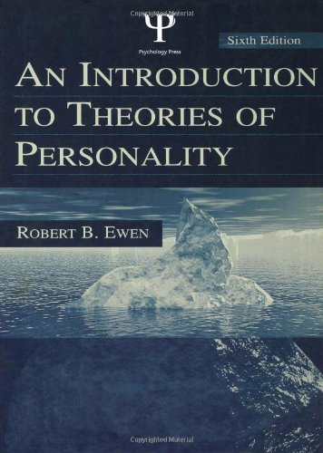 9780805843569: An Introduction to Theories of Personality