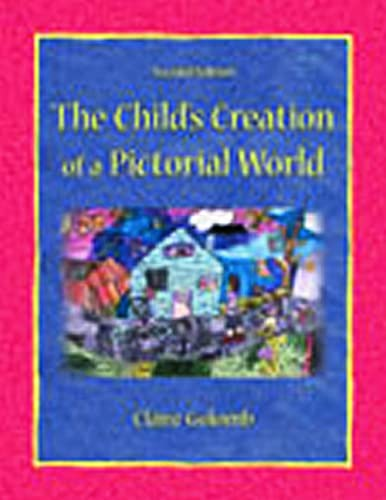 9780805843712: The Child's Creation of A Pictorial World