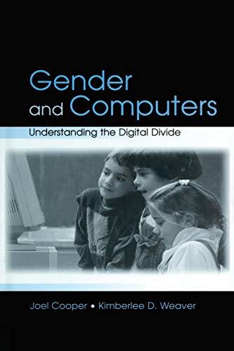 9780805844276: Gender and Computers: Understanding the Digital Divide