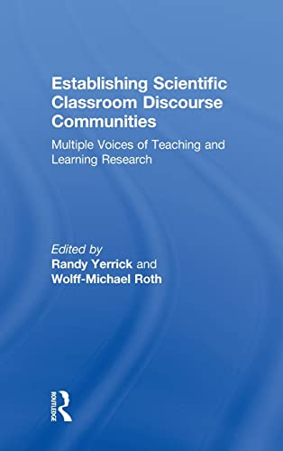 9780805844344: Establishing Scientific Classroom Discourse Communities: Multiple Voices of Teaching and Learning Research