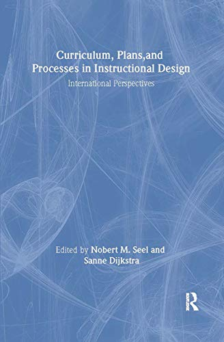 9780805844658: Curriculum, Plans, and Processes in Instructional Design: International Perspectives