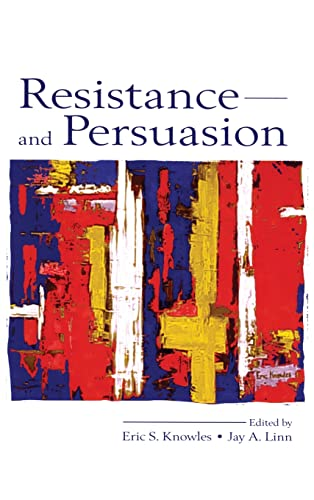 9780805844863: Resistance and Persuasion