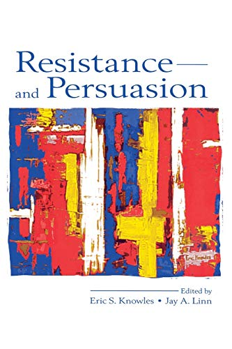 9780805844870: Resistance and Persuasion