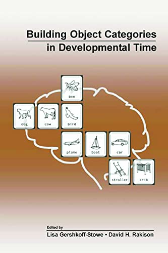 9780805844900: Building Object Categories in Developmental Time (Carnegie Mellon Symposia on Cognition Series)