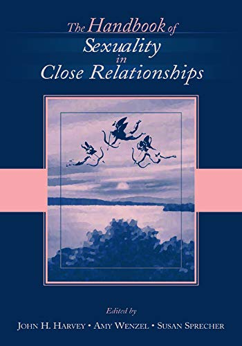9780805845488: The Handbook of Sexuality in Close Relationships