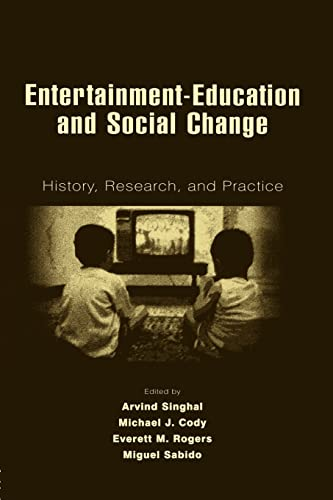 9780805845532: Entertainment-Education and Social Change: History, Research, and Practice (Routledge Communication Series)