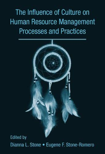 9780805845983: The Influence of Culture on Human Resource Management Processes and Practices (Applied Psychology Series)