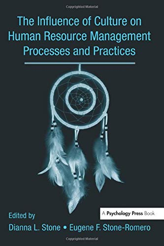 9780805845990: The Influence of Culture on Human Resource Management Processes and Practices (Applied Psychology Series)