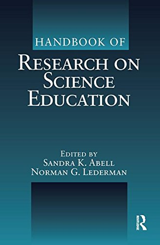 9780805847130: Handbook of Research on Science Education