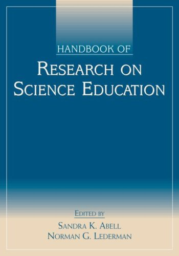 9780805847147: Handbook of Research on Science Education