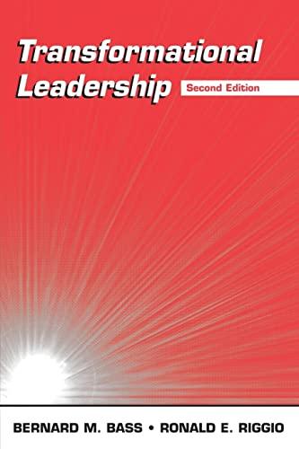 9780805847628: Transformational Leadership