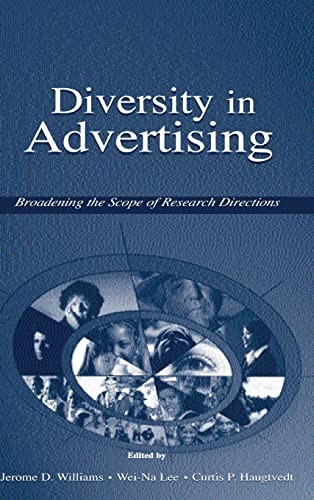 9780805847949: Diversity in Advertising: Broadening the Scope of Research Directions (Advertising and Consumer Psychology)