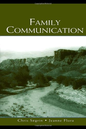 9780805847970: Family Communication (Routledge Communication Series)