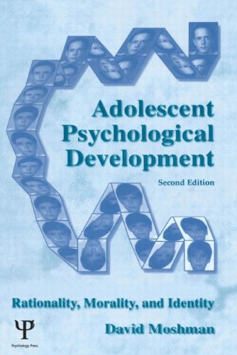 9780805848298: Adolescent Rationality and Development: Cognition, Morality, Identity, Second Edition
