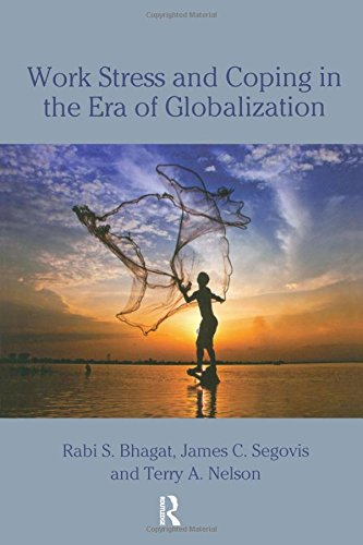 9780805848465: Work Stress and Coping in the Era of Globalization