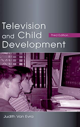 9780805848632: Television and Child Development (Lea's Communication Series)