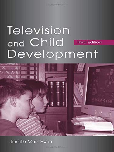9780805848649: Television and Child Development (Lea's Communication Series)
