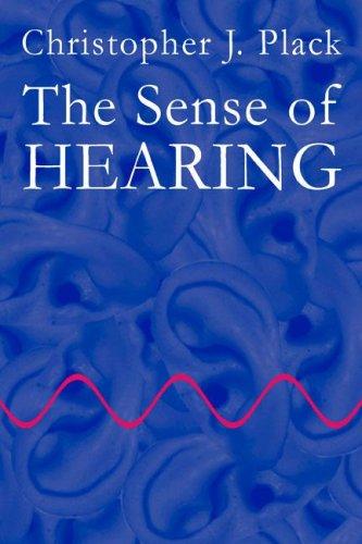 9780805848830: The Sense of Hearing