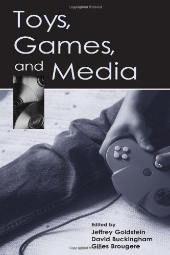 9780805849035: Toys, Games, and Media
