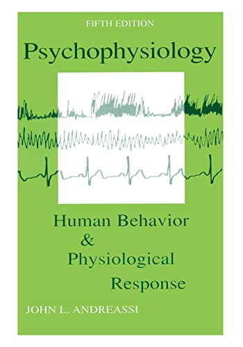 9780805849516: Psychophysiology: Human Behavior and Physiological Response (Psychophysiology: Human Behavior & Physiological Response)