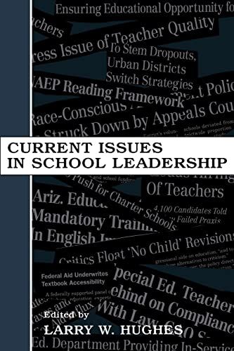 9780805849646: Current Issues in School Leadership (Topics In Educational Leadership)