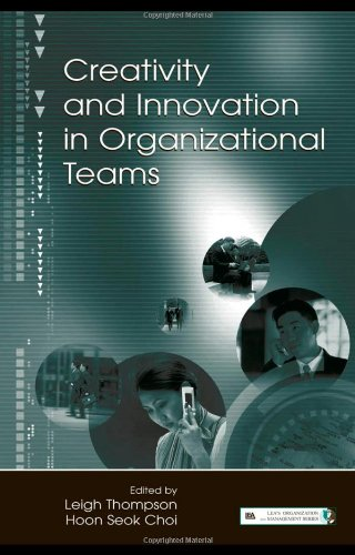9780805849684: Creativity and Innovation in Organizational Teams (Organization and Management Series)